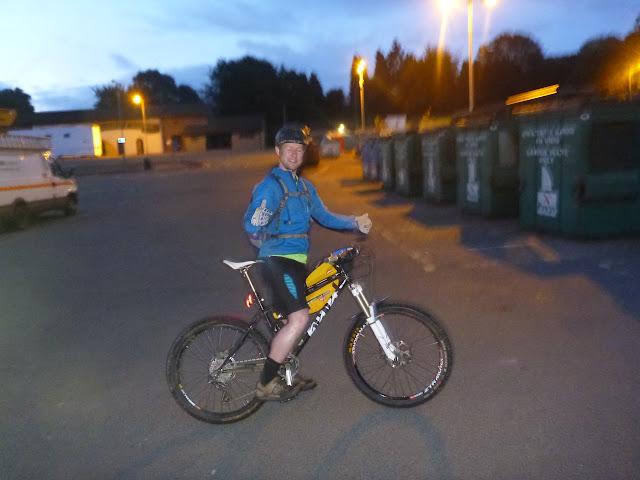 Ben in Knighton