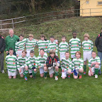 U13 Schoolboys team