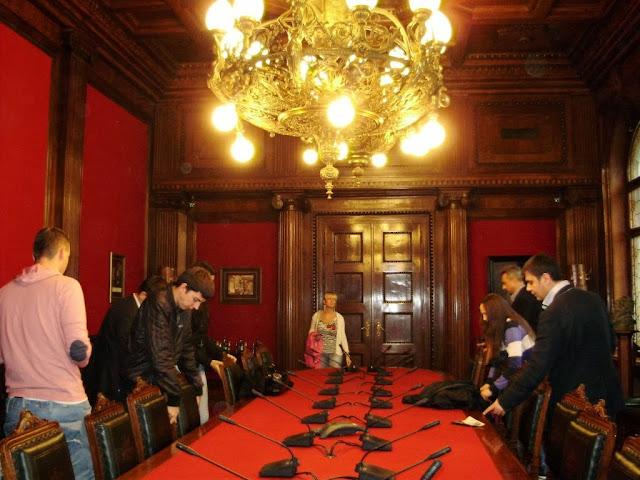 Studenti u strucnoj poseti Berzi i NBS - maj 2012 - P5240274.JPG