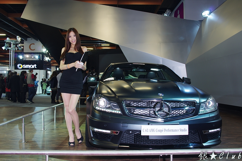 2012/01/01 台北車展