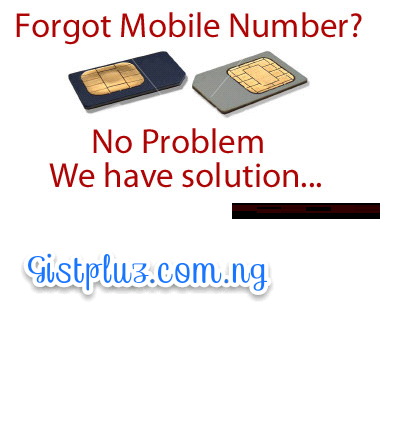 How to Check your Phone Number on Airtel, Glo, Mtn, Etisalat and Ntel  Networks ~ Justchill WEBSITE