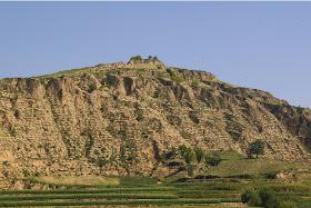 2007年08月10日 石樓荒山全部打好樹坑