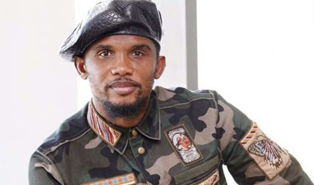 Modern Slave Trade: Samuel Eto'o Denies Going To Libya