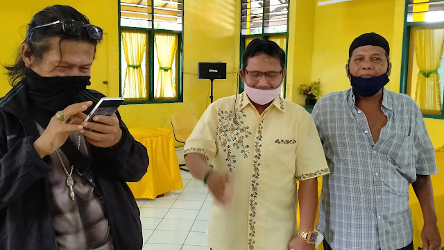 Zulhardi Z Latif Menegaskan, PSBB Baru Akan Jalan, Jika Bantuan Dicairkan ke Masyarakat.