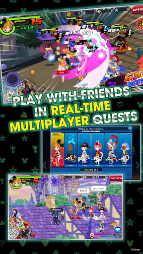 KINGDOM HEARTS Union u03c7[Cross]  screenshots EasyGameCheats.pro 4