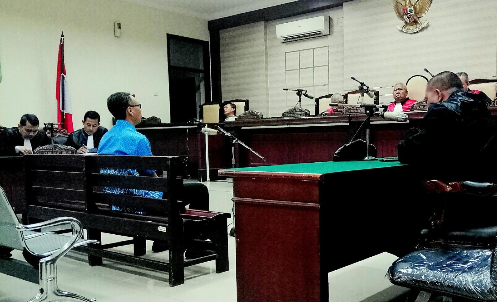 Sidang Ke 18 Kasus Ott Dugaan Suap Proyek Pens Terdakwa Wiwiet  # Muebles Coarte Manta