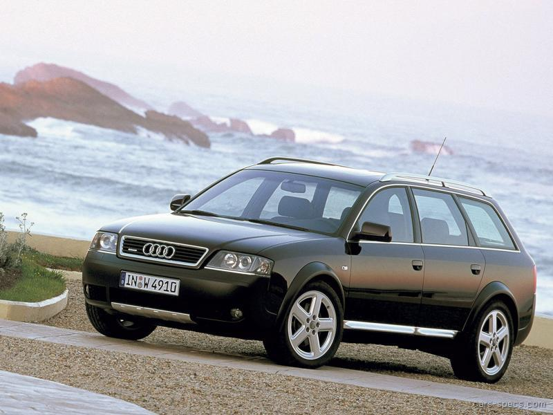 2001 Audi Allroad Quattro Wagon Specifications Pictures Prices