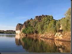 170529 079 Fitzroy Crossing Geikie Gorge NP Boat Trip