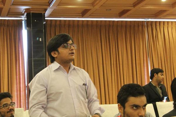 Khalid Siddiqui karachi