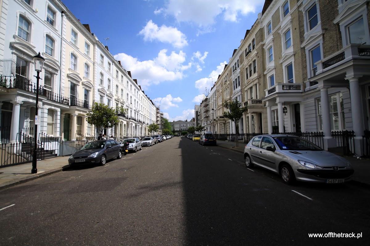 mieszkanie w Londynie