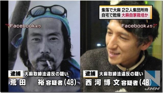 長野大麻22人逮捕t201
