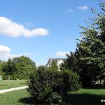 Château de Méréville : parc