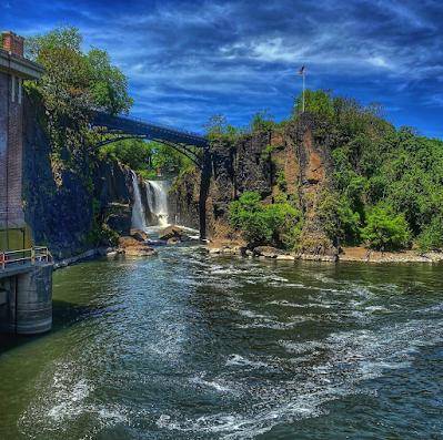 Paterson NJ Great Falls