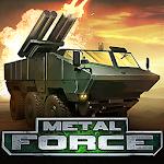 Metal Force: War Modern Tanks Icon