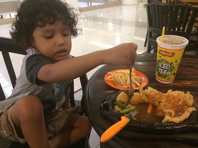 cara membentuk selera makan anak