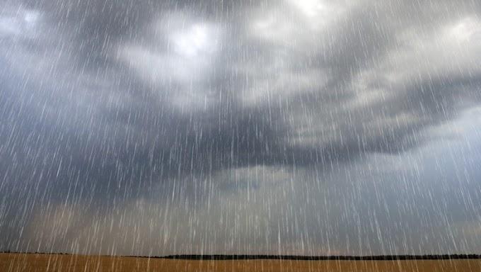 Municípios do interior do RN registram intensas chuvas