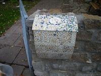 Briefkasten Mosaik