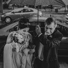 Wedding photographer Christian Barrantes (barrantes). Photo of 26.03.2018