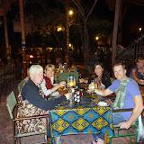 Dinner at Boma in Vic Falls