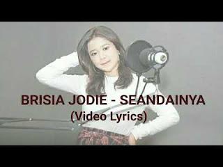 download lagu brisia jodie dan