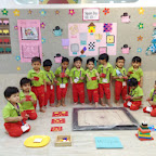It's a Square World at Witty World-Nursery