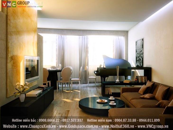 liana05 Thiết kế chung cư