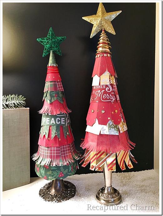 paper christmas tree19