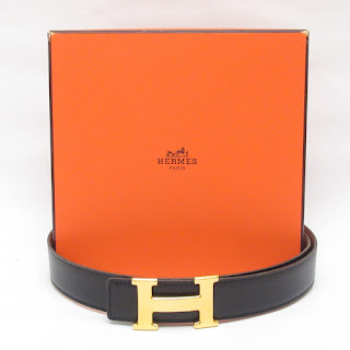 Hermès H Reversible Belt