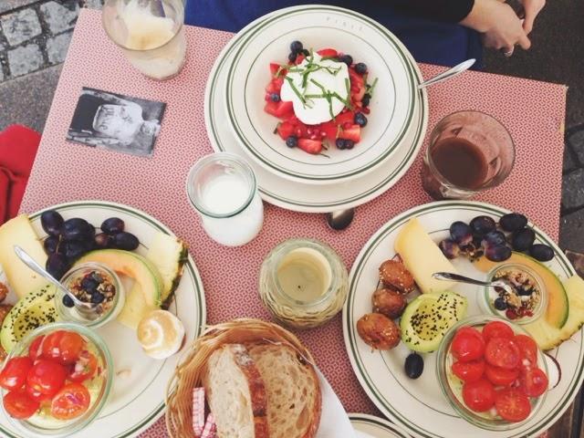Cafe pixie østerbro
