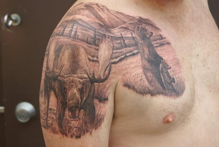 Keven's Moose