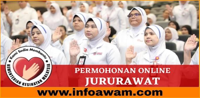Jawatan Kosong Terkini Jururawat Di Seluruh Malaysia