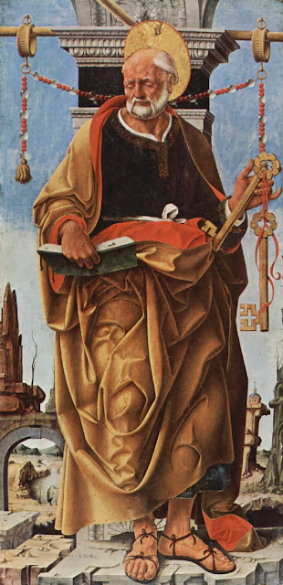Francesco del Cossa - St Peter