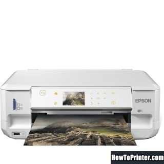 Reset Epson XP-615 End of Service Life Error message