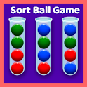 Sort Ball Game : Sort Color Bubble Puzzle Game icon