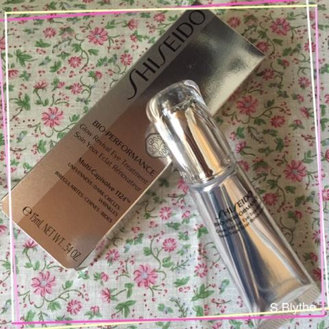 高機能護膚革命,SHISEIDO BIO-PERFORMANCE Glow Revival Cream & EyeTrestment ... ...