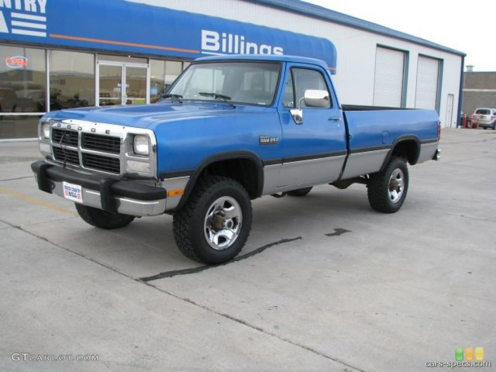 ... 90_93_ram_250_regular_006.jpg · 90_93_ram_250_regular_003.jpg. If you  drive or plan to buy 1991 Dodge RAM 350 ...