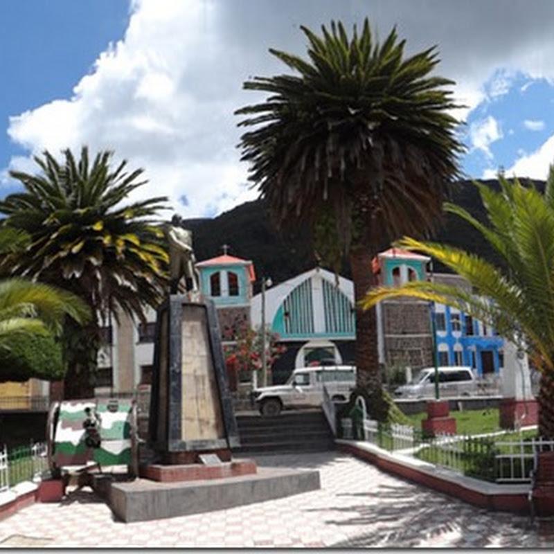 Inquisivi: población y municipio paceño (Bolivia)