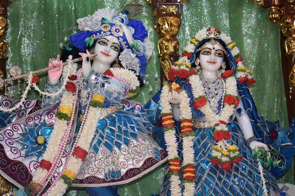 ISKCON Bangalore Deity Darshan 06 Jan 2017 (9)