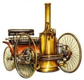 De Dion-Bouton 1883 quadricycle