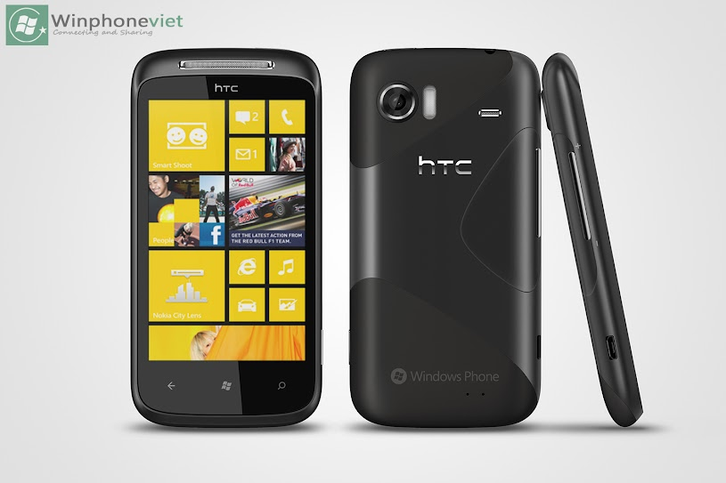 WP7.8 running on the HTC Mozart