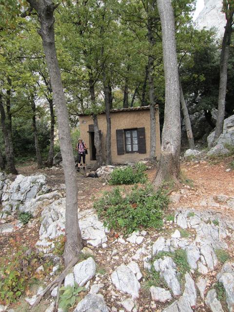 le refuge Baudino, très apprécié des grimpeurs