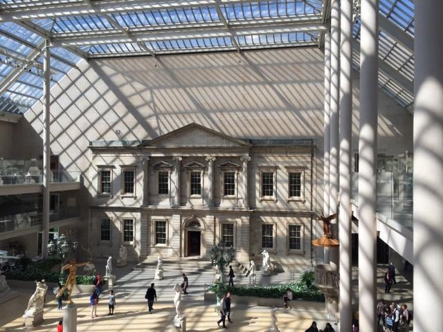 Metropolitan Museum of Art, American Wing