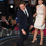 OIC - ENTSIMAGES.COM - Danny Wisker and Emma Willis at the  Big Brother live final at Elstree Studios UK 16th July 2015 Photo Mobis Photos/OIC 0203 174 1069
