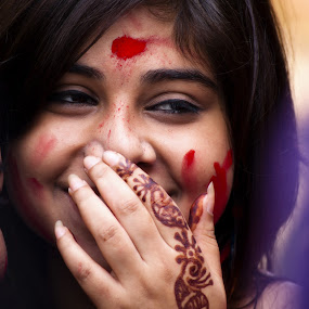 Sweet teenage by Pallab Pyne - People Portraits of Women ( sweet, girl, teen, kolkata, sindurkhela )