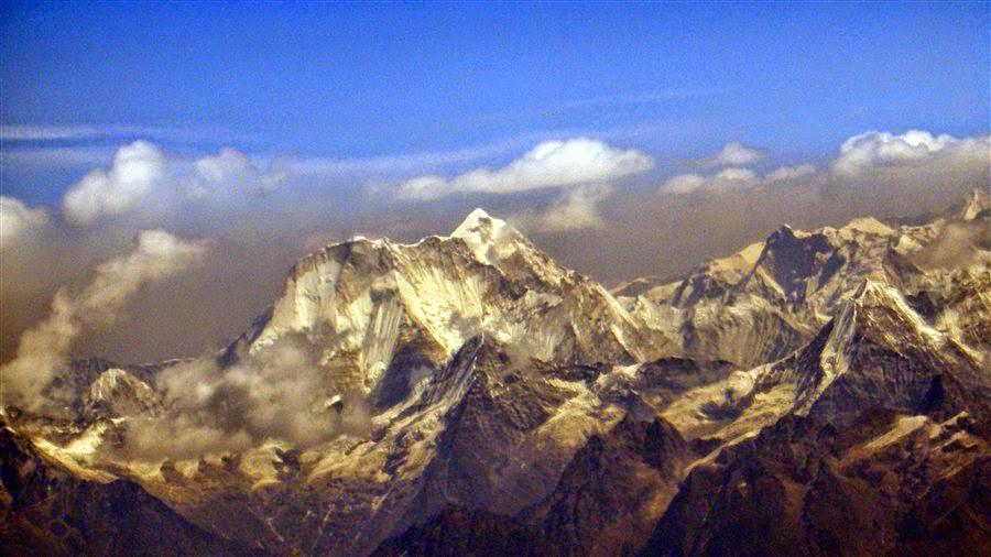 El Everest, el monte más alto del mundo