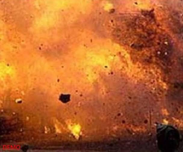 भागलपुर में बारात लगाते समय किया बम धमाका, पांच जख्मी
