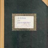 LIBRO DE ACTIVIDADES C.M.S.P. AÑOS 94, 95