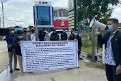 Demo Mahasiswa Kaltim Tagih Janji Kajagung Ungkap Kasus Mangkrak 18 M