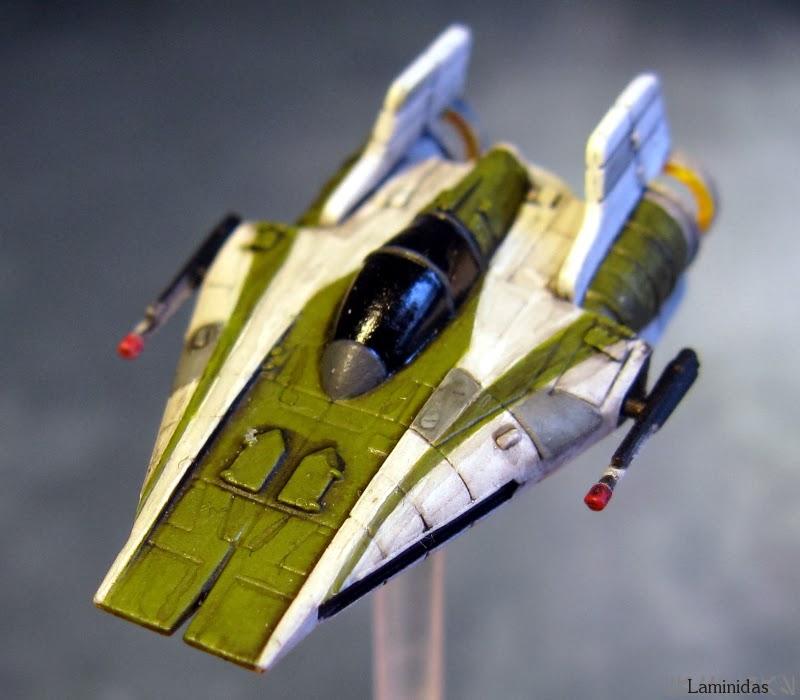 Laminidas' farbige Werften 140228+X-Wing+-+A-Wing+1