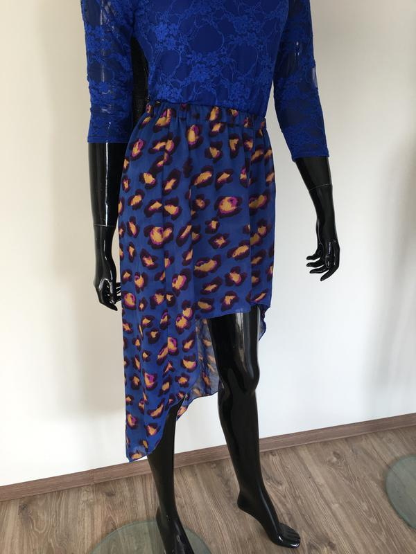 Женская асимметричная юбка Amisu